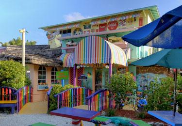 Bubble Room Captiva Florida Menu