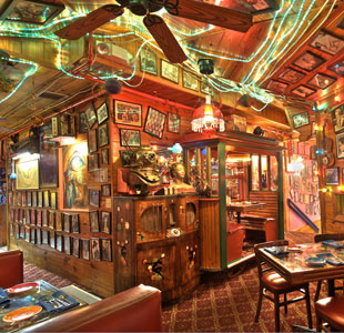 Home Bubble Room Restaurant
